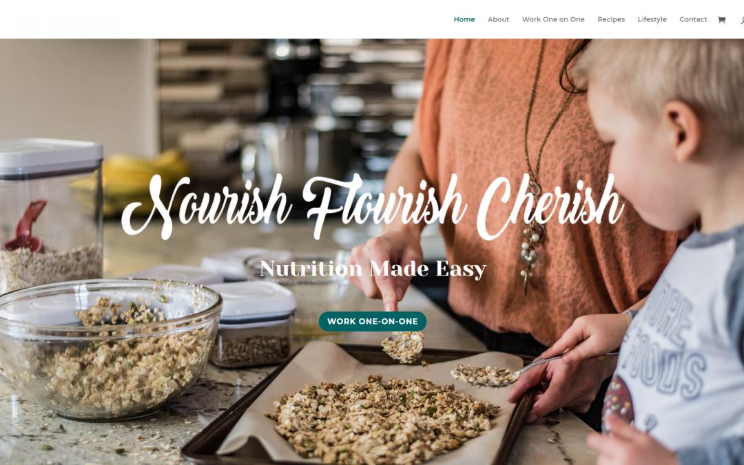 Nourish Flourish Cherish